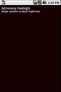 Astronomy Flashlight Free- screenshot thumbnail