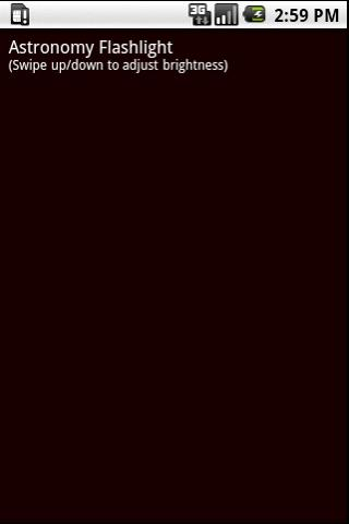 Astronomy Flashlight Free- screenshot