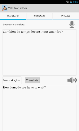 Translate English to French - Free Translation and Professional