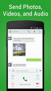 Talkray - Free Calls and Text - screenshot thumbnail