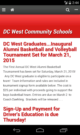 DC West Community Schools