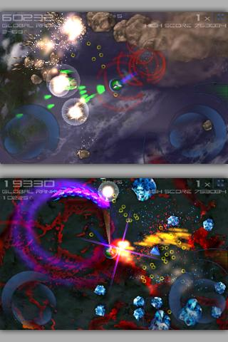 Meteor Blitz - screenshot