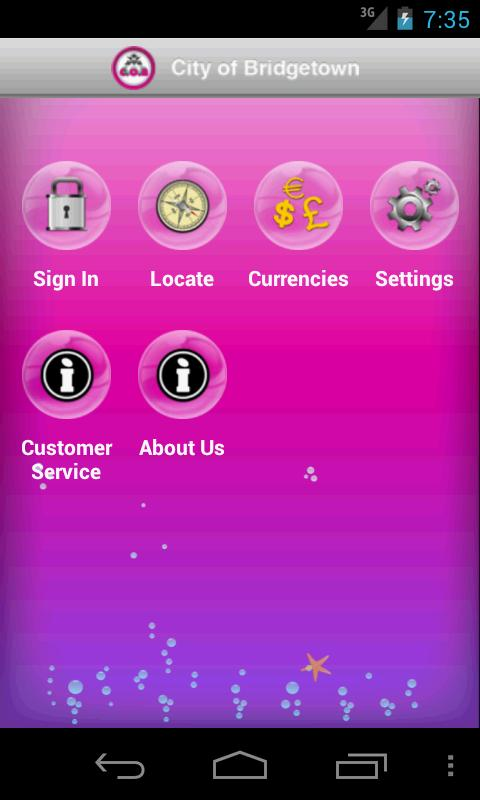 C.O.B Mobile Banking - screenshot
