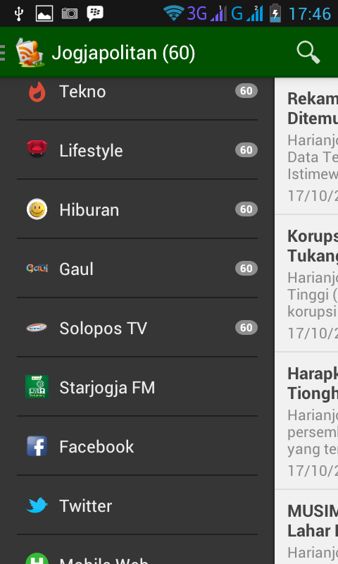 HarianJogja.COM- screenshot