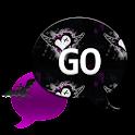 GO SMS THEME/BatsNSkulls4U icon