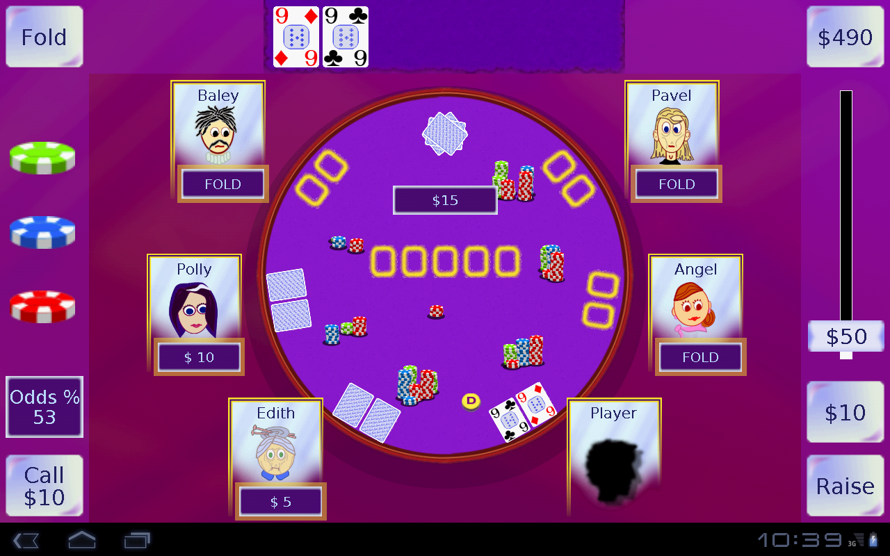 Play Poker Free - screenshot