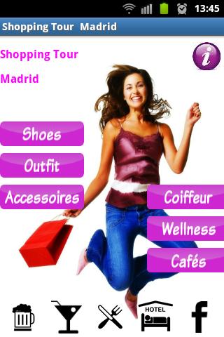 Shopping Tour Madrid
