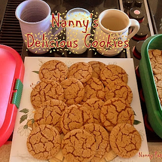 Nanny's Delicious Cookies