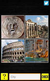 4 Pics 1 Word - City / Country - screenshot thumbnail