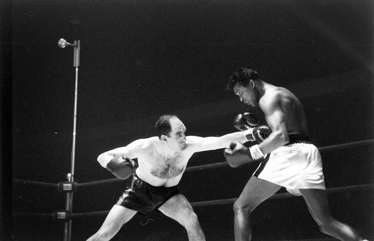 Sugar Ray Robinson's Comeback In Detroit