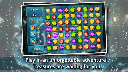 Forgotten Treasure 2 - Match 3 APK screenshot thumbnail 5