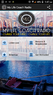 My Life Coach Radio- screenshot thumbnail