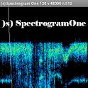)s) SpectrogramOne logo