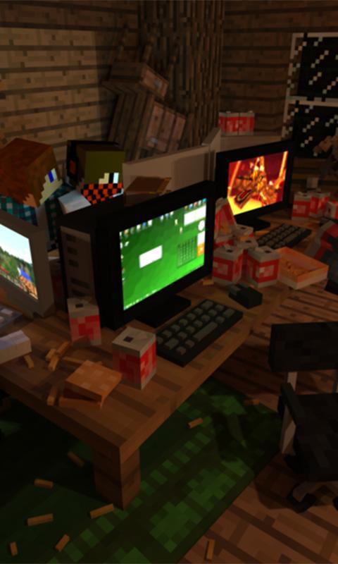 Skin minecraft wallpaper google play store revenue download screenshots voltagebd Image collections
