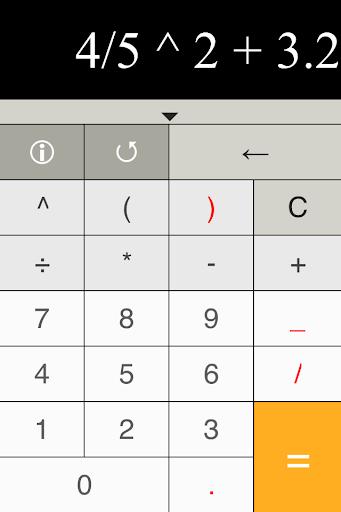 玩免費生產應用APP|下載分数计算器 - Fractions Pro app不用錢|硬是要APP