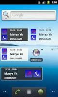 Screenshot of Call History & Ez Call Back