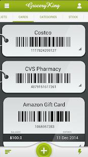 Grocery King Shop List Free Screenshot 3