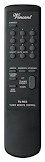 STU-400 Remote, RDS Stereo AM/FM Tuner, from the Vincent Audio in the UK