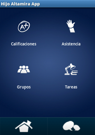 Altamira Padres- screenshot