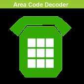 Area Code Decoder