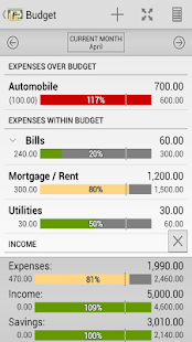 anMoney Budget & Finance PRO- screenshot thumbnail