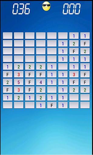 لعبة اكتشف الالغام Minesweeper لهواتف