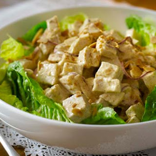 Chilled-Out Turkey Salad