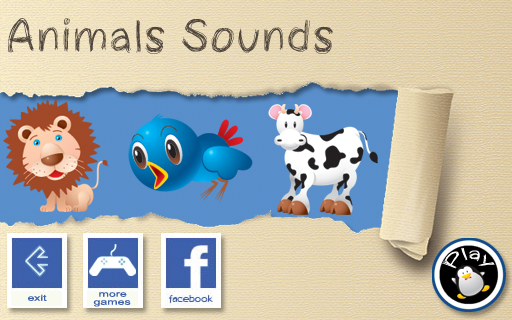 Animal Sounds for Kids- screenshot thumbnail