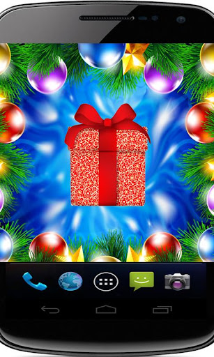 Christmas Wallpaper Tablet