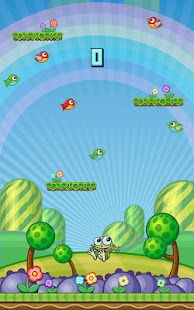 Toss The Floppy Frog (Frogger)- screenshot thumbnail