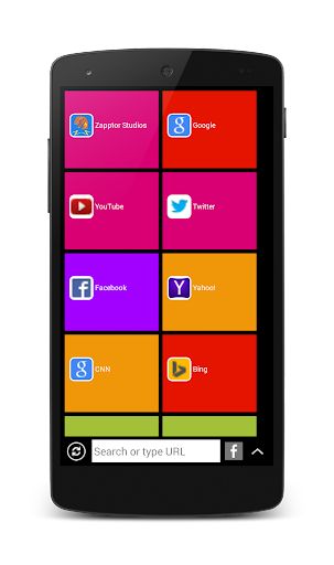 Social Browser PRO for Android