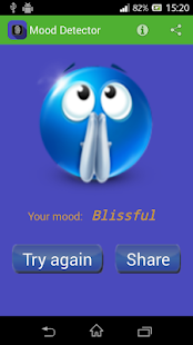 Mood Detector - Free Scanner- screenshot thumbnail