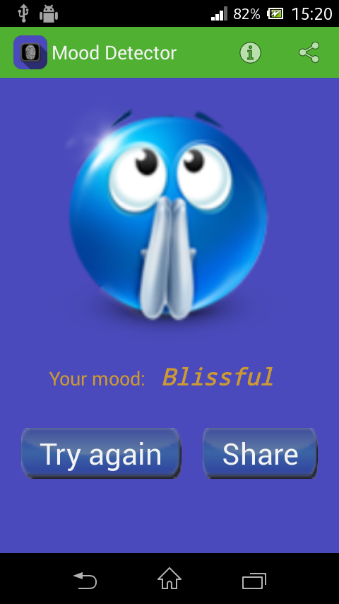Mood Detector - Free Scanner- screenshot