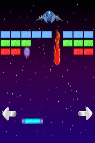 Σπάσε τα Τούβλα: Διάστημα - screenshot