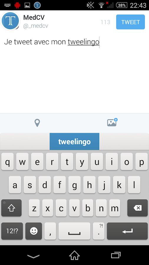 Tweelingo - screenshot