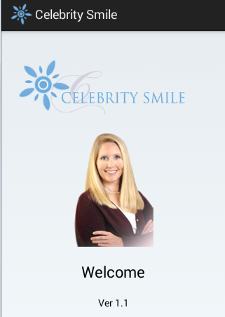 Celebrity Smile- screenshot