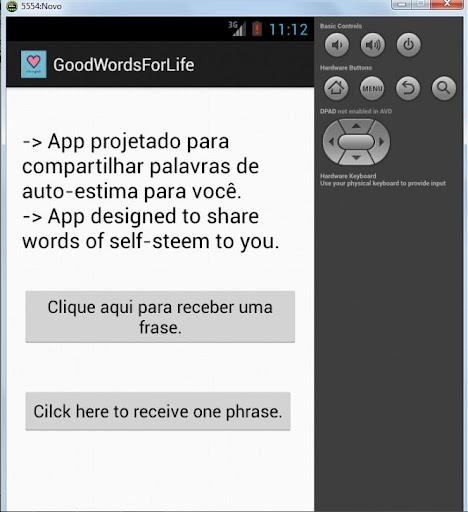 GoodWordsForLife