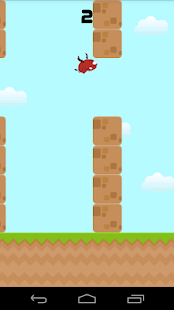 Flappy Fluffy- screenshot thumbnail