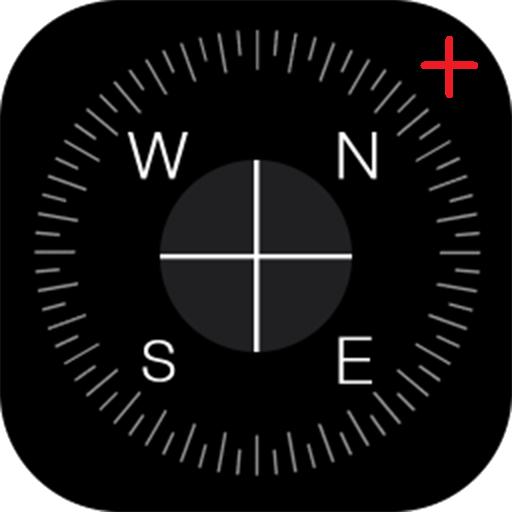 指南針+ (Compass+) LOGO-APP點子
