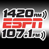 ESPN Radio 1420/107.1