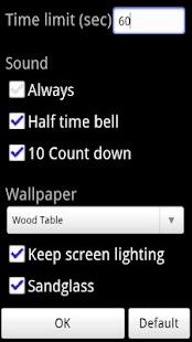 Rummikub Timer- screenshot thumbnail
