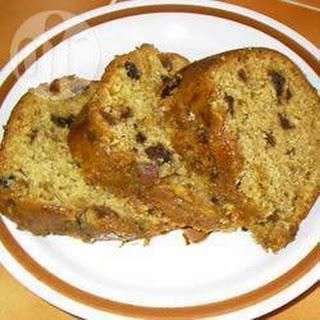 Mincemeat Tea Cake.