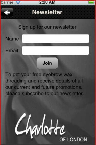【免費生活App】Charlotte of London-APP點子