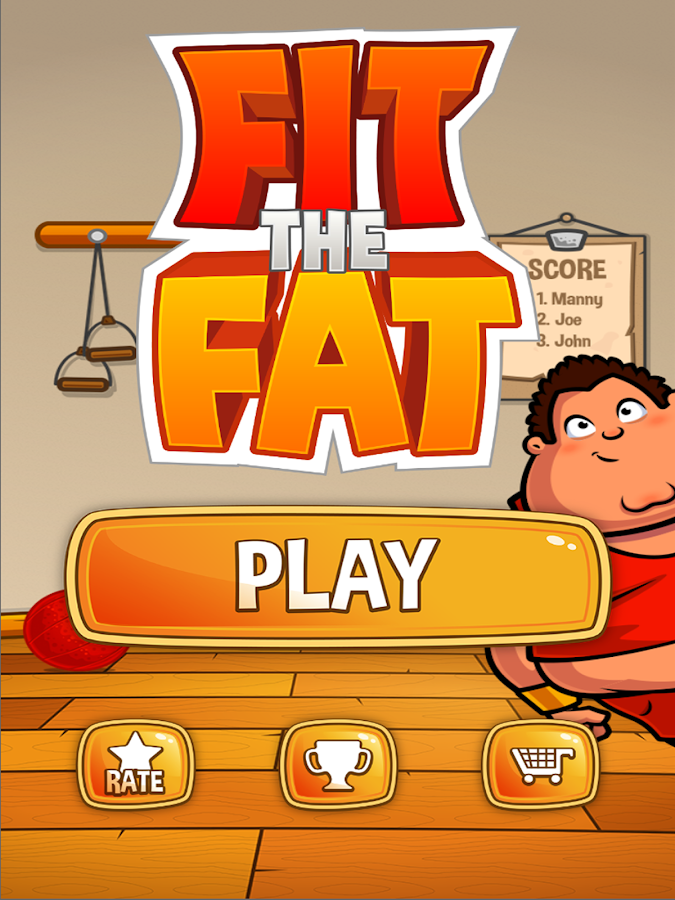 Fit the Fat- screenshot