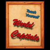 Teach Yourself World Capitals