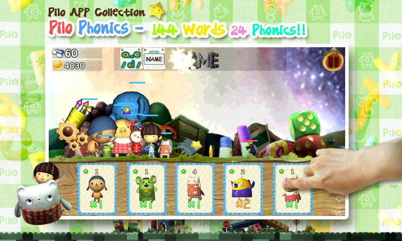 Pilo Phonics ABC For Kids- screenshot