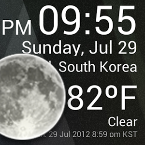 Weather Clock Widget Premium