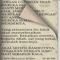 Screenshot of Nasehat Suami Istri