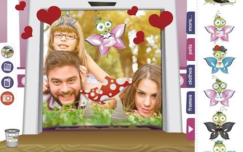 Butterbies - Selfie Stickers screenshot