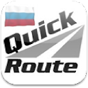 Quick Route Russia icon